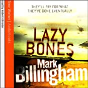 Lazybones: Tom Thorne, Book 3 | [Mark Billingham]
