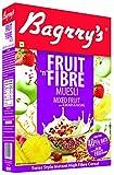 #9: Bagrrys Fruit N Fibre Muesli, Mixed Fruit, 500g