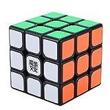 Supremery Zauberwürfel - The Cube: Dreht sich schneller und präziser als der Original. Super-robust mit lebendigen Farben. Bestseller unter den 3x3x3 Speed-Cubes. 100%-ige Geld-zurück-Garantie! (3x3)