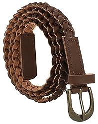 Jainsons Women braided hand made casual Belt