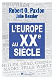 img - for histoire de l'Europe au XX si cle book / textbook / text book