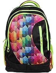 Greentree Backpack Multi Purpose Travelling Bag Unisex College Bag Shoulder Bag MBG58