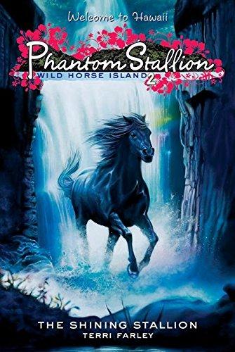 The Shining Stallion: Bk. 2 (Phantom Stallion: Wild Horse Island)