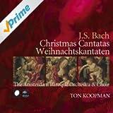 Bach: Christmas Cantatas - Weihnachtskantate
