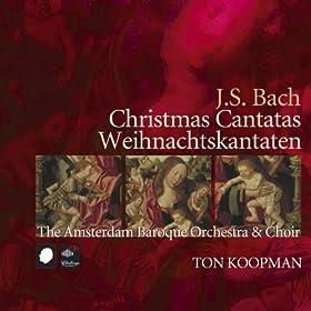 Das neugeborne Kindelein, BWV 122 (Aria Bass: O Menschen, die ihr t�glich s�ndigt)