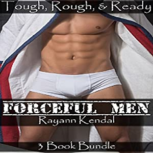 Forceful Men 3 Book Bundle Audiobook