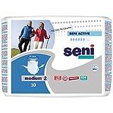Seni Active Pants Large (1 x 10 Stk.) Bauchumfang 100 - 135 cm bei mittlerer und schwerer Inkontinenz