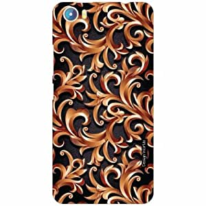 Design Worlds Micromax Canvas Fire 4 A107 Back Cover Designer Case and Covers