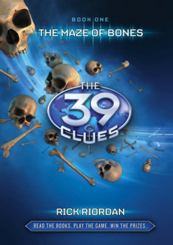 The 39 Clues Book 1: The Maze Of Bones - Library Edition (39 Clues. Special Library Edition)