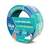 Scotch Blue 20963625 Malerabdeckband optimale Klebkraft auf groben Oberflächen
