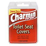 Charmin To Go Toilet Seat Covers, Purse Pack, 5 covers
