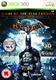 Batman: Arkham Asylum - Game of the Year (Xbox 360)