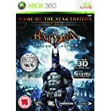 Batman: Arkham Asylum - Game of the Year (Xbox 360)by Square Enix