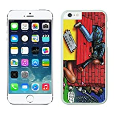 buy New Custom Design Cover Case For Iphone 6 Snoop Dogg Doggy Iphone 6 White 4.7 Tpu Inch Phone Case 401