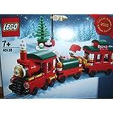 LEGO 40138 Le train de Noel