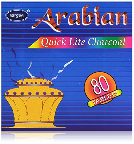 aargee-quick-lite-charcoal-10-tablets-x-8-packs