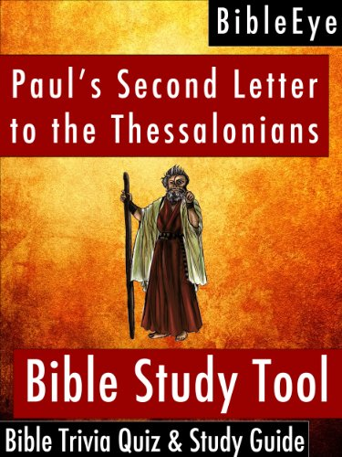 the first letter to the thessalonians