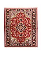 Navaei & Co. Alfombra Persian Qum Rojo/Multicolor 150 x 103 cm