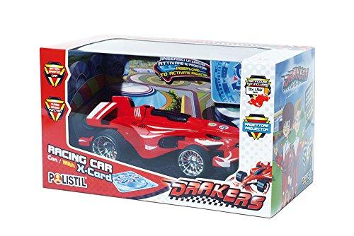 the-drakers-911385-racing-car-veicolo-con-proiettore-in-scala-132-2-modelli-assortiti