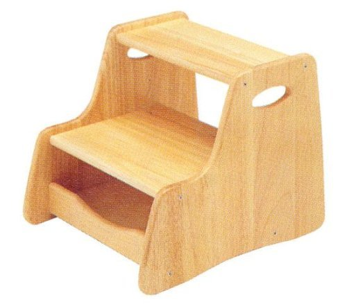 Pintoy Wooden Step Stool