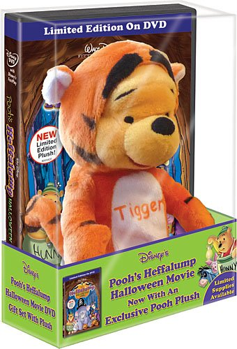 Winnie the Pooh Dressed as Tigger