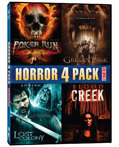 Horror 4 Pack Vol.2