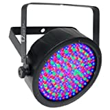 Chauvet Lighting EZpar64 RGBA Black Battery Operated Par Style LED Wash with IRC Compatibility - Black