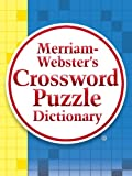 img - for Merriam-Webster's Crossword Puzzle Dictionary book / textbook / text book