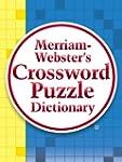 Merriam-Webster's Crossword Puzzle Di...