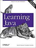 img - for Learning Java (Java Series) book / textbook / text book