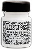Ranger Tim Holtz Distress Crackle Paint, Clear Rock Candy