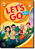 Lets Go 4th Edition Level 5 Student Book with Audio CD Pack
