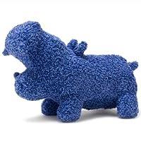 HIPPOPOTAMUS(ヒポポタマス) ビーシーブレンド ぬいぐるみ ブルー <33709>