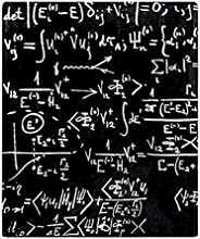 CafePress Particle physics equations Throw Blanket - Standard Multi-color