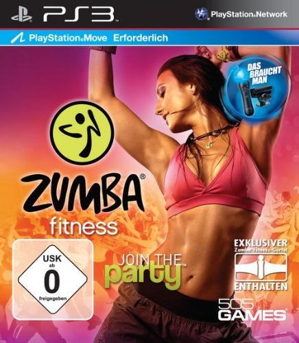 zumba fitness tanzen und abnehmen mit wii playstation oder xbox. Black Bedroom Furniture Sets. Home Design Ideas