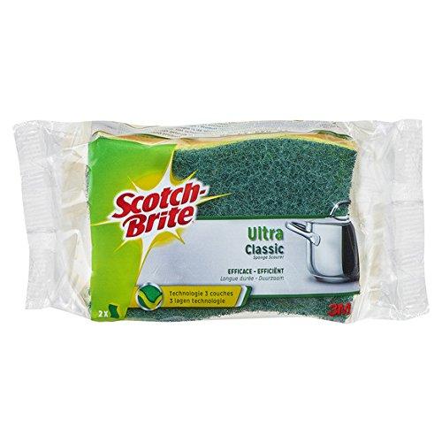 scotch-brite-eponge-ultra-vaisselle-verte-prix-par-unite-envoi-rapide-et-soignee