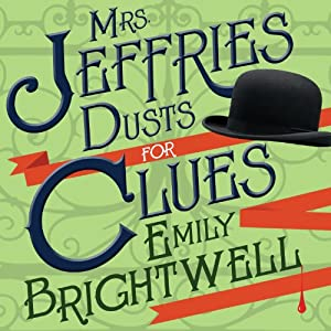 Mrs. Jeffries Dusts for Clues Audiobook