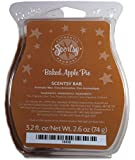 Scentsy Baked Apple Pie Wickless Candle Tart Warmer Wax, 3.2 fl oz