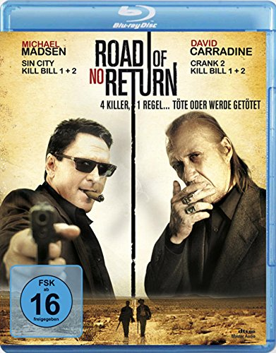 Road of No Return [Blu-ray]