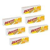 Dextro Energy Glucose Tablets Orange+Vitamin C 14's -PACK OF 6