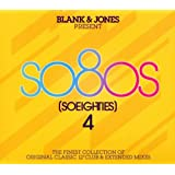 Blank & Jones present: So80s (So Eighties) 4 (Deluxe Box)von &#34;Blank & Jones&#34;