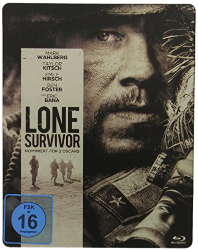 Lone Survivor - Steelbook [Blu-ray] [Limited Edition]