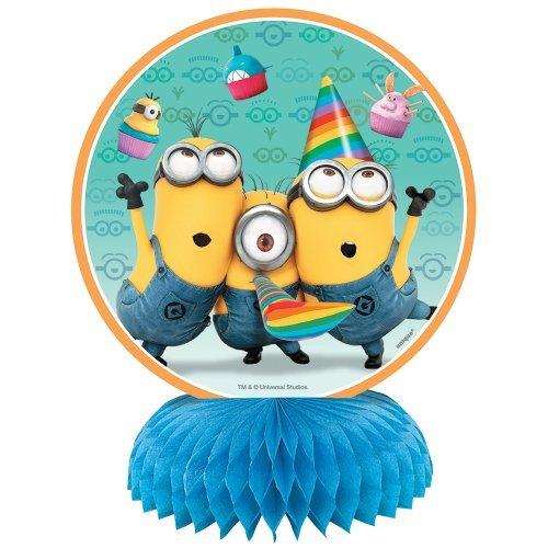 Despicable Me Decoration Kit, 7Pc Set Toy, Kids, Play, Children front-697958