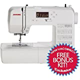 Janome DC1050 Computerized Sewing Machine w/FREE BONUS PACKAGE