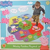 Peppa Pig Muddy Puddles Playmat