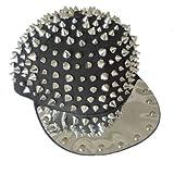 ハードパンク スタッズ 帽子 トゲトゲ キャップ UK