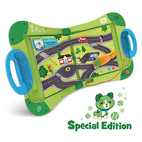 LeapFrog LeapStart My Pal Scout Online Special Edition Interactive Learning System (Leapfrog For 3 Year Olds compare prices)