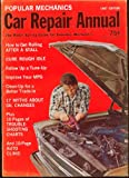 Popular Mechanics Car Repair Annual 1967