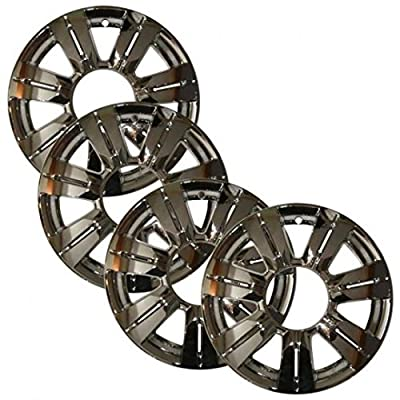 "10-14 Cadillac SRX 18"" Chrome Wheel Skin"
