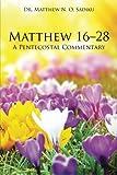 img - for Matthew 16-28 book / textbook / text book